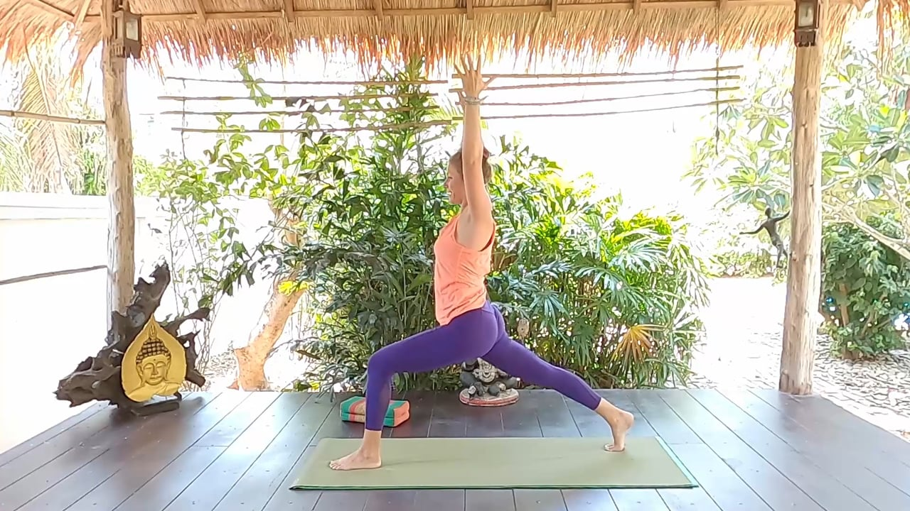 Vinyasa to clear the mind 2